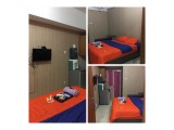 Sewa Apartemen Green Lake View Ciputat - Studio Full Furnished - Harian, Bulanan, Tahunan