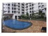 Disewakan apartemen harian BSD City Serpong greenview Tangerang Selatan Kota Free Wi-Fi