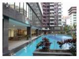 Sewa Apartemen Tamansari Semanggi Gatot Subroto - Studio Type, Full Furnished