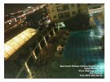 Disewakan Harian / Bulanan / Tahunan Apartemen Kelapa Gading Square (MOI) – 2 BR New Fully Furnished