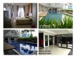Disewakan Apartemen Sunter Park View - Studio Furnished, Bersih, Lengkap, Strategis