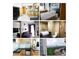 Sewa Apartemen Signature Park Tebet Tersedia Semua Tipe dan Kondisi