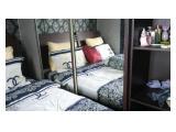 Disewakan Apartemen Tower Gaharu Kalibata City 2 Bedroom