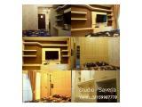 Disewakan : Berbagai macam type unit Apartemen Saveria dan Casa de Parco BSD