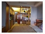 Disewakan Apartemen The Accent CBD Bintaro sektor 7 - 1 BR (39,43m2) Full Furnished, Dekat exit-entry Tol Bintaro