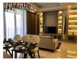 Disewakan Apartment District 8 @SCBD Senopati – Available All Type 1 / 2 / 3 / 4 Bedroom Fully Furnished BEST PRICE