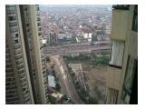 Disewakan Murah 1 Unit Saja Apartemen Taman Anggrek - 2+1 BR Fully Furnished