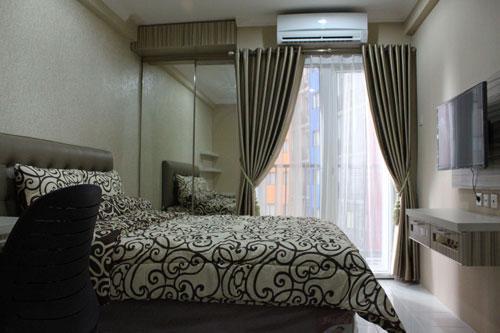 Sewa Apartemen Paragon Village Karawaci - Studio Full Furnished