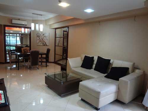 Sewa Apartemen Taman Anggrek Bulanan
