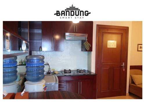 Sewa Harian Apartemen Grand Setiabudi Bandung - 2 BR Fully Furnished