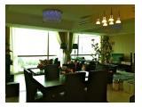 Sewa Apartemen Kemang Village - 3+1 BR Fully Furnished