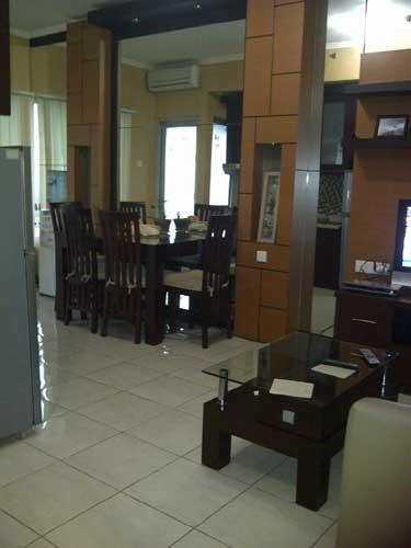 Sewa Harian Apartemen Sudirman Park di Jakarta Pusat – 2 BR / 3BR