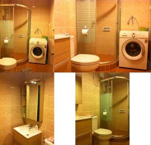 Central Park Apartments Jakarta: Cosmo Terrace Apartment For Rent