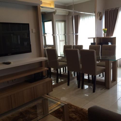 Sewa Apartemen Sudirman Park - 1, 2 dan 3 Kamar Full ...