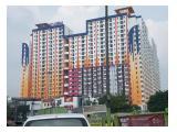 Sewa Apartemen Kemang View Bekasi - 2 BR Fully Furnished - Tower Flamboyan