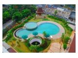 Disewakan Apartemen Cervino Village Tebet Casablanca - 1 BR 43 m2 Fully Furnished