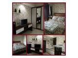 Disewakan Harian /Bulanan / Tahunan Apartemen Atria Residence - 1 BR 28 m2 Fully Furnished