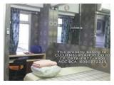 Sewa Bulanan / Tahunan Apartemen Green Bay Pluit Baywalk Mall - Type Studio 24 m2 Fully Furnished