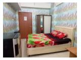 Sewa Harian Apartemen Green Lake View Ciputat - Type Studio 21 m2 Fully F