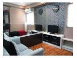 For Rent The Suite Metro Apartment in Bandung - 2 BR 36 m2 Fully Furnished