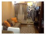For Rent Family The Suite Metro Apartment in Bandung - 2 BR 36 m2 Fully Furnished