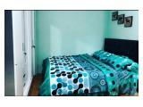 Disewakan / Dijual Apartemen Kebagusan City - Studio 28 m2 Fullly Furnished