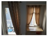 For Rent Full Furnished/Disewakan Tahunan-- The Springlake Apartment at Summarecon Bekasi – Type Studio (21 m2) Lantai 22