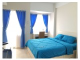 Disewakan Harian / Mingguan Murah Apartemen Margonda Residence 3 & 5 Depok (D'MALL) - Studio 24 m2 Fully Furnished