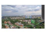 Disewakan Apartemen The Green Pramuka City – Type Studio Full Furnished 21 m2