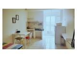 Sewa Apartemen Puri Park View - Studio (22 m2) Semi Furnished