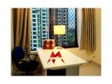 Disewakan apartemen hamptons park Pondok Indah 2 BR & 3 BR, Fully Furnished, view golf, negotiable
