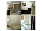 Sewa Apartemen Mediterania Garden Residences 2Tanjung Duren - 2 Bedroom (42 m2) Full Furnished