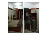 Sewa Apartemen Green Lake View Ciputat - Studio Full Furnished - Harian, Bulanan, Tahunan