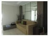 Dijual / Disewakan Apartemen City Home MOI - Harian/Mingguan/Bulanan/Tahunan - 1 / 2 / 3 BR, Kelapa Gading Square - Full Furnished