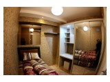 Sewa Apartemen Bassura City - 2 BR Full Furnish Top Quality - Direct Owner
