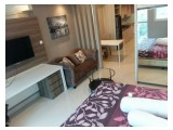 Kemang Village Apartment for Rent – Studio Fully Furnished 43 sqm & 38 sqm Special Price