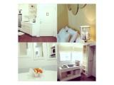 Disewakan Apartment modern, bersih, lapang. Mediterania Boulevard Residence