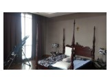 Sewa Apartemen Mewah at The Pakubuwono Signature - 4 + 1 BR 319 m2 Fully Furnished