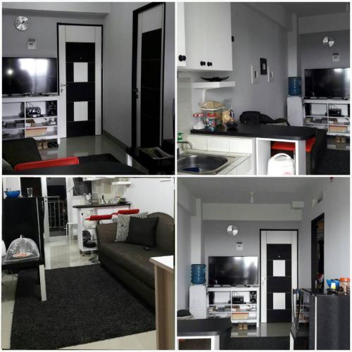 Sewa Lighting Studio Jakarta: Sewa Apartemen Harian / Mingguan Bintaro Park View