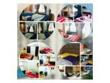 Disewakan Apartemen Margonda Residence 1, 2, & 5 Transit & Fullday