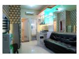 Disewakan Harian / Bulanan / Tahunan Apartment Grand Emerald, Gading Nias Residence - Studio / 2 BR Fully Furnished