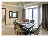 Sewa Apartemen Botanica Garden – 2 BR Fully Furnished – 157 m2