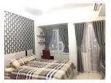 Sewa Harian / Mingguan Murah Apartemen Margonda Residence 3 & 5 Depok (D'MALL) - Studio 24 m2 Fully Furnished
