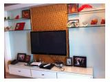 DISEWAKAN Apartemen Ancol Mansion 2BR Fully Furnished 120 meter