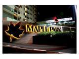 Disewakan Maple Park Kemayoran 1BR Semi Furnished