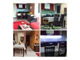 Disewakan Apartemen Casablanca Mansion 3+1 Fully Furnised