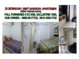 Sewa Apartemen Bassura City - 2 Bedroom Fully Furnished - Tower F