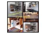 Disewakan Harian / Transit Margonda Residence 2 - 1BR Fully Furnished