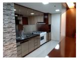 KONDO TAMAN ANGGREK FOR RENT BY OWNER - 3+1 BR Fully Furnished