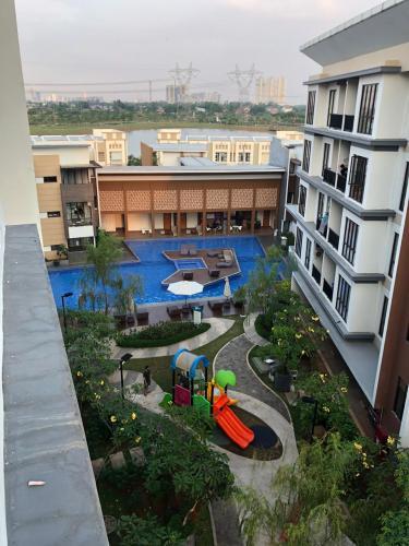 Sewa Apartemen Vanya Park Bsd City Tangerang Harian Bulanan Tahunan